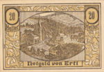 Austria, 20 Heller, FS 185a
