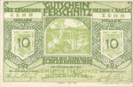 Austria, 10 Heller, FS 198d