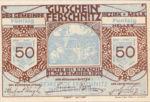 Austria, 50 Heller, FS 198d