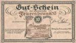 Austria, 10 Heller, FS 199