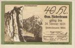 Austria, 40 Heller, FS 200Ic