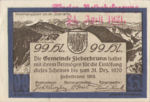 Austria, 99 Heller, FS 200IIIb