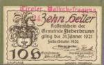 Austria, 10 Heller, FS 200IIIc