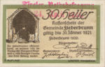 Austria, 30 Heller, FS 200IIIc