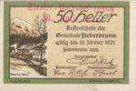 Austria, 50 Heller, FS 200IIIc