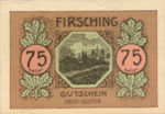 Austria, 75 Heller, FS 201IIc
