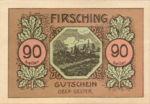 Austria, 90 Heller, FS 201IIc