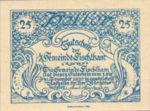 Austria, 25 Heller, FS 203I