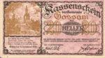 Austria, 20 Heller, FS 252b