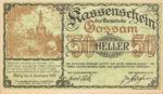 Austria, 50 Heller, FS 252b