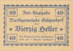 Austria, 10 Heller, FS 246IIe