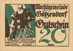Austria, 20 Heller, FS 246IIe
