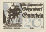 Austria, 20 Heller, FS 246SSd