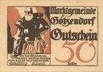 Austria, 50 Heller, FS 246IIa