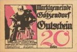 Austria, 20 Heller, FS 246IId