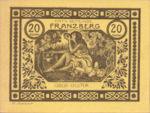 Austria, 20 Heller, FS 210Ia