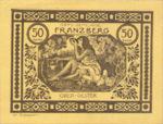 Austria, 50 Heller, FS 210Ia