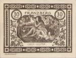 Austria, 30 Heller, FS 210Ih