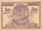 Austria, 50 Heller, FS 211Ic