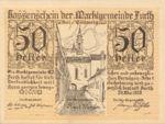 Austria, 50 Heller, FS 214aB