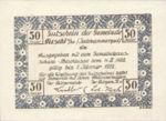 Austria, 50 Heller, FS 215b