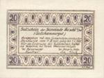 Austria, 20 Heller, FS 215g