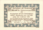 Austria, 50 Heller, FS 215Id