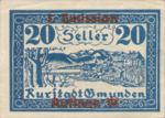 Austria, 20 Heller, FS 240SSb