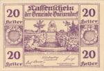 Austria, 20 Heller, FS 241Ic3