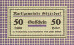 Austria, 50 Heller, FS 246Ib