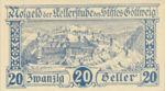 Austria, 20 Heller, FS 245IIa