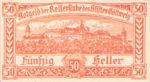 Austria, 50 Heller, FS 245IIa