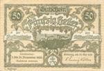 Austria, 50 Heller, FS 245IIIa