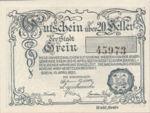 Austria, 20 Heller, FS 276IIIa