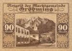 Austria, 90 Heller, FS 289a