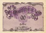 Austria, 90 Heller, FS 323IIc
