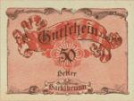 Austria, 50 Heller, FS 323IIg
