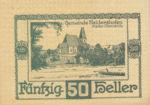 Austria, 50 Heller, FS 335Ia