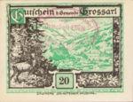 Austria, 20 Heller, FS 292f3r