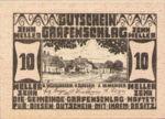 Austria, 10 Heller, FS 255