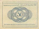 Austria, 50 Heller, FS 255