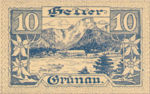 Austria, 10 Heller, FS 300a