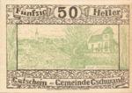 Austria, 50 Heller, FS 305a
