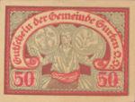 Austria, 50 Heller, FS 312B