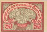 Austria, 50 Heller, FS 312C