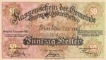 Austria, 50 Heller, FS 308b