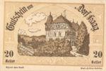 Austria, 20 Heller, FS 317a