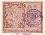 Austria, 20 Heller, FS 318VIb