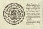 Austria, 70 Heller, FS 318VIb