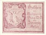 Austria, 20 Heller, FS 318IVb